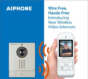 Chuông hình wifi AIPHONE WL11