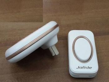 Bộ chuông gọi cửa không dây J006