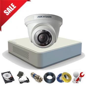Trọn Bộ Camera Hikvision 720HD