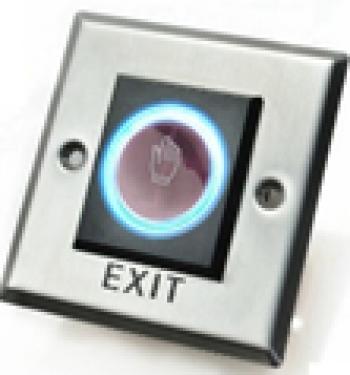 Nút Exit , Model NT-883 ( cảm biến không chạm )