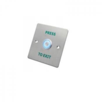 Nút Exit , Model DE-882LS  ( Có đèn LED tại nút bấm )