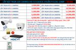 Hệ thống 1 camera tích hợp Micro (HOT)