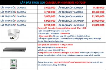 Hệ thống Camera IP HIKVISION