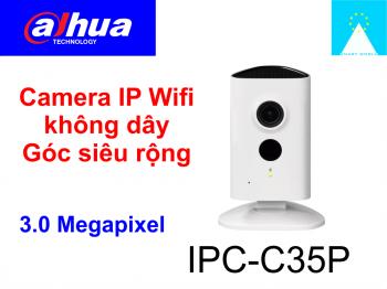Camera không dây Wifi IPC-C35P siêu nét 3Mp(2304×1296p)