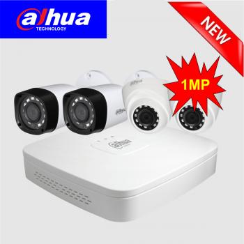 Trọn bộ 1 camera 1.0 Megapixel Dahua HD720P