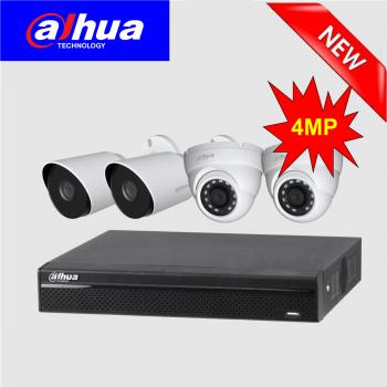Hệ thống 1 camera 4.0 Megapixel Dahua Full 2K