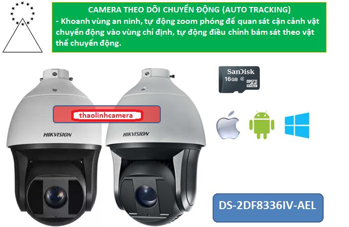 Camera theo dõi chuyển động DS-2DF8336IV-AEL