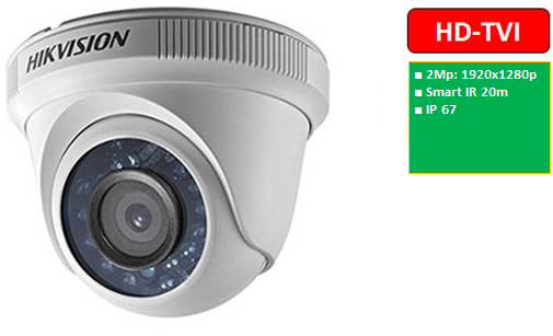 Camera HIKVISION DS2CE56 D0T IRP
